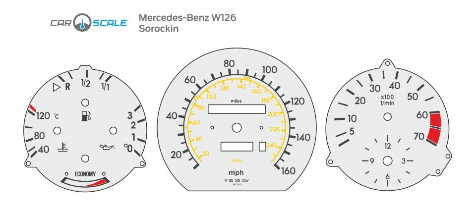 MERCEDES BENZ W126 04