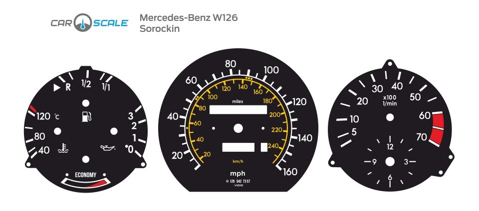 MERCEDES BENZ W126 03