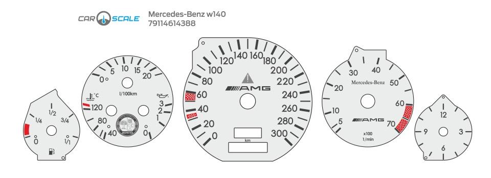 MERCEDES BENZ W140 06