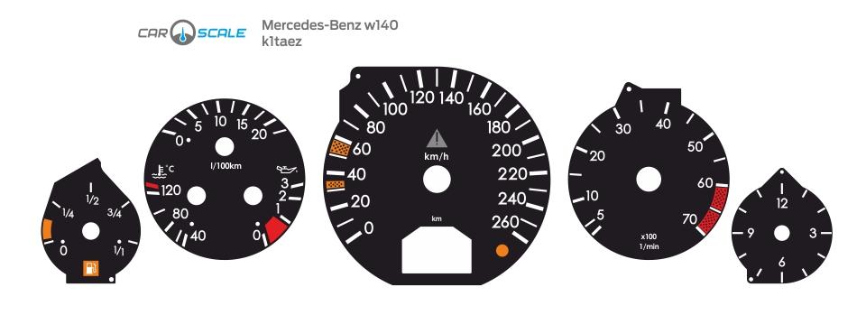 MERCEDES BENZ W140 01