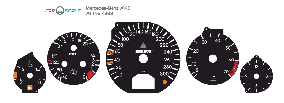 MERCEDES BENZ W140 02