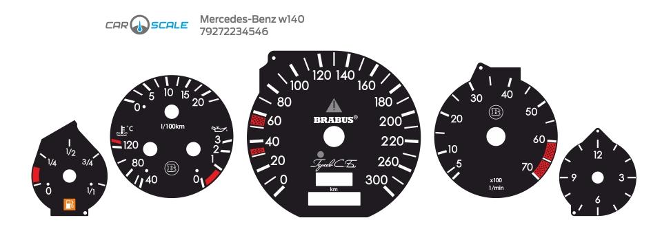 MERCEDES BENZ W140 03