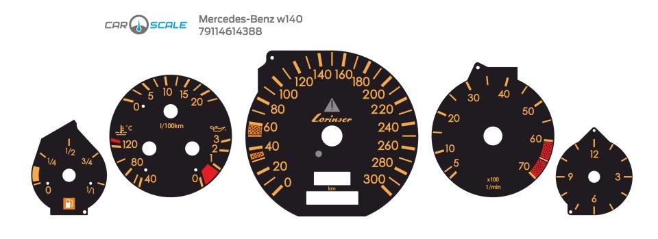 MERCEDES BENZ W140 05