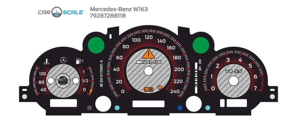 MERCEDES BENZ W163 13