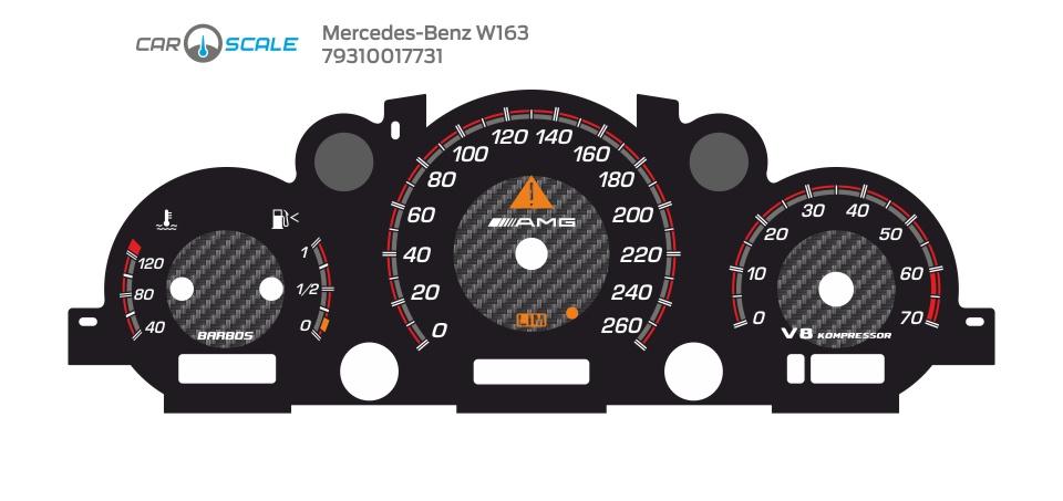 MERCEDES BENZ W163 14