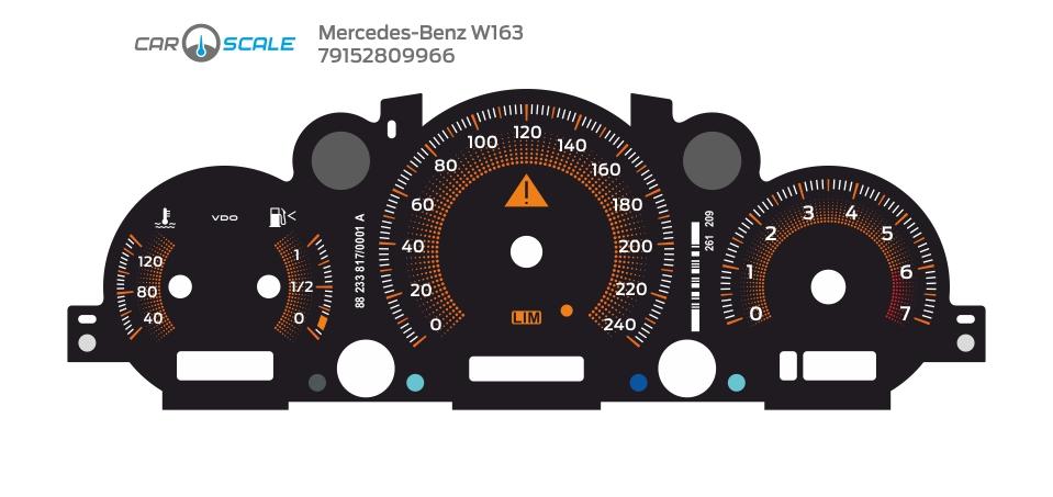 MERCEDES BENZ W163 04