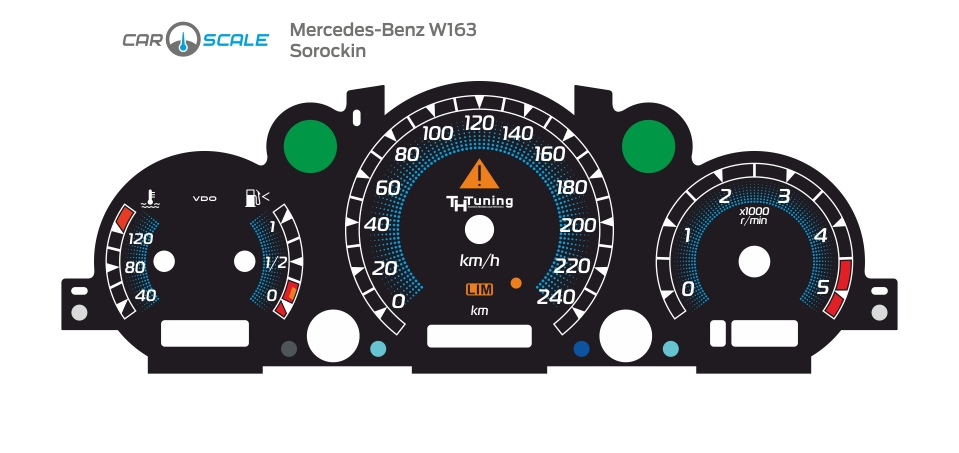 MERCEDES BENZ W163 08