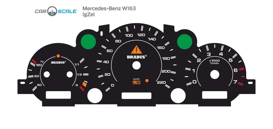 MERCEDES BENZ W163 10
