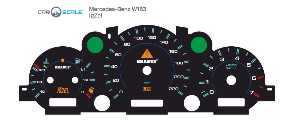 MERCEDES BENZ W163 15