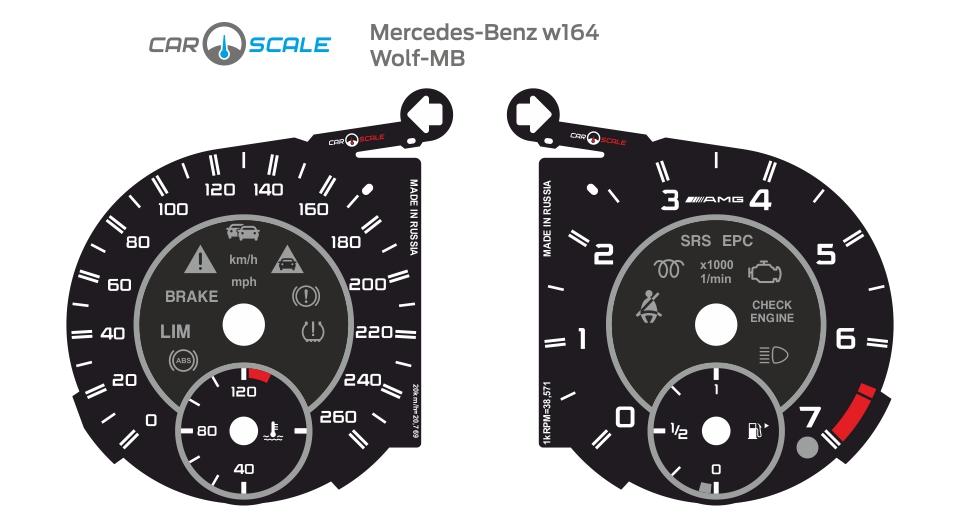 MERCEDES BENZ W164 02