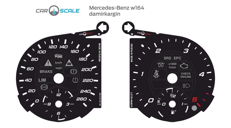 MERCEDES BENZ W164 03