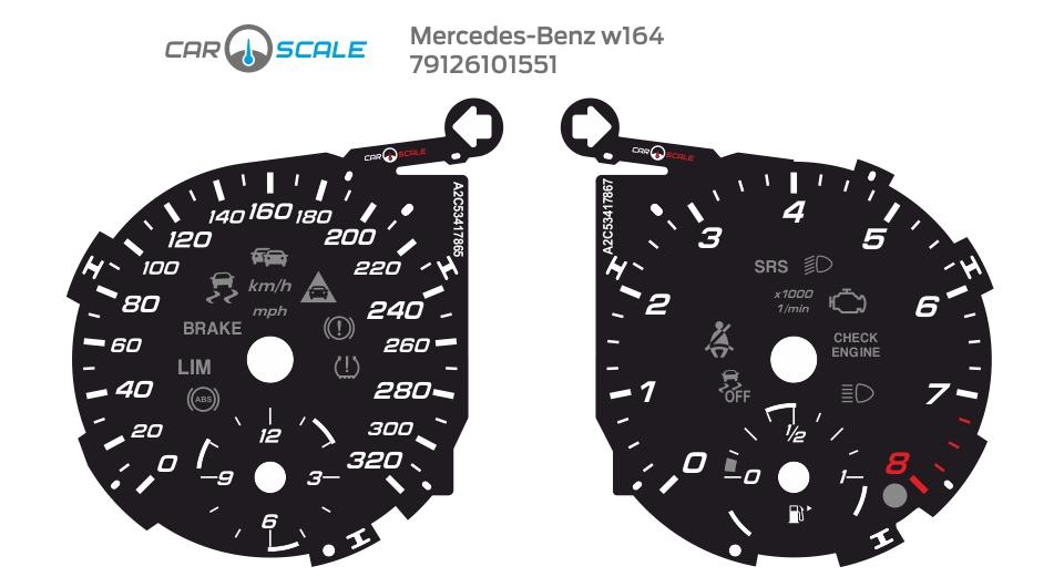 MERCEDES BENZ W164 05