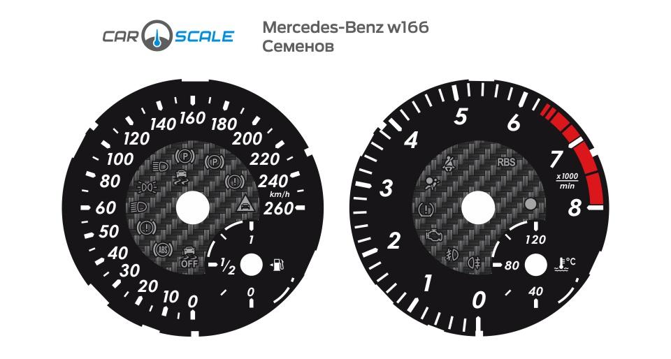 MERCEDES BENZ W166 05