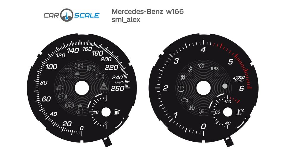 MERCEDES BENZ W166 06