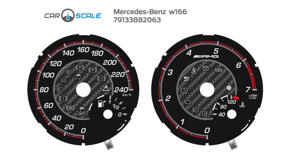 MERCEDES BENZ W166 07
