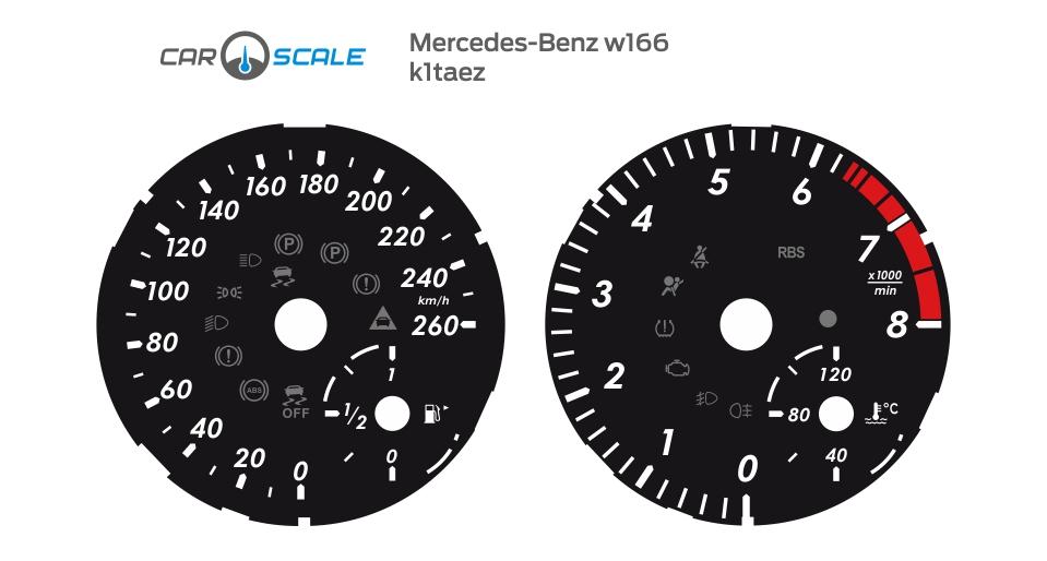MERCEDES BENZ W166 01