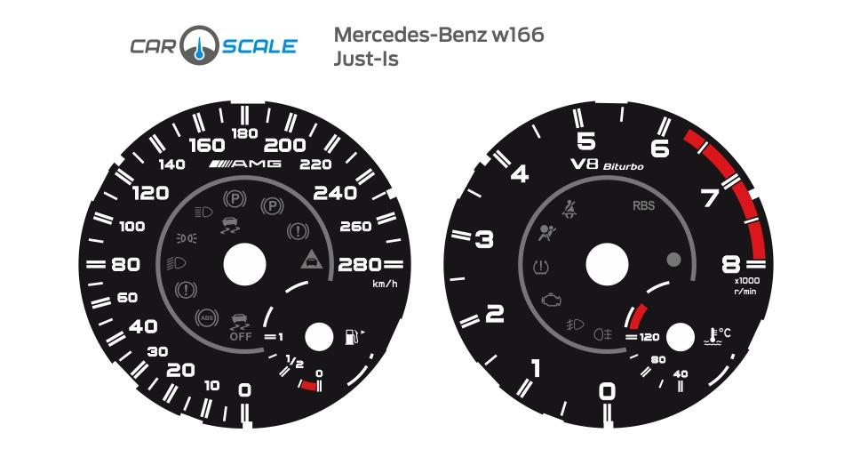 MERCEDES BENZ W166 02