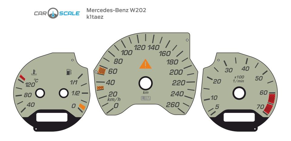 MERCEDES BENZ W202 01