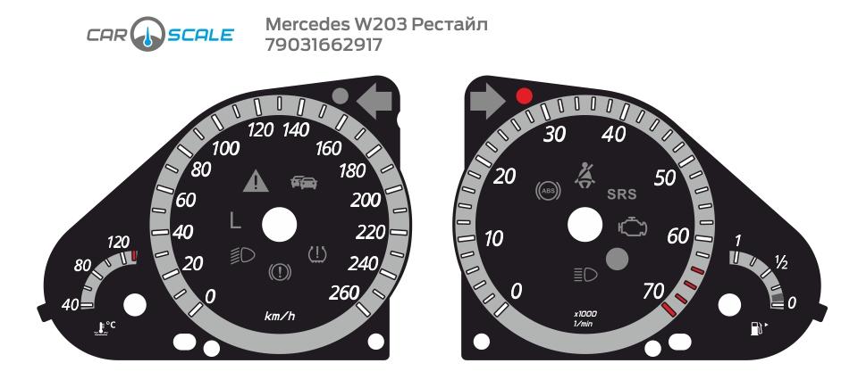 MERCEDES BENZ W203 19