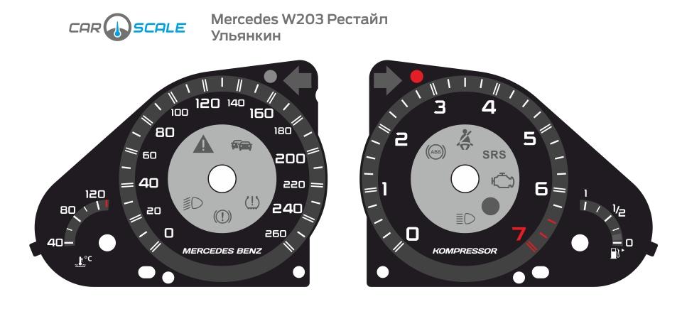 MERCEDES BENZ W203 25