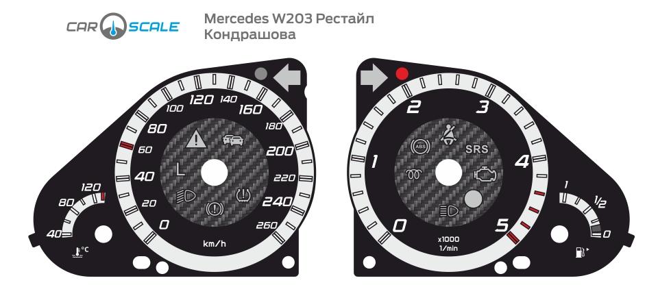 MERCEDES BENZ W203 26