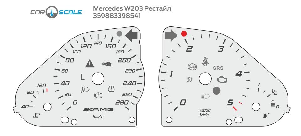 MERCEDES BENZ W203 28