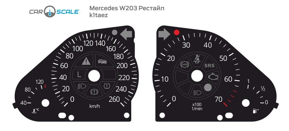 MERCEDES BENZ W203 01
