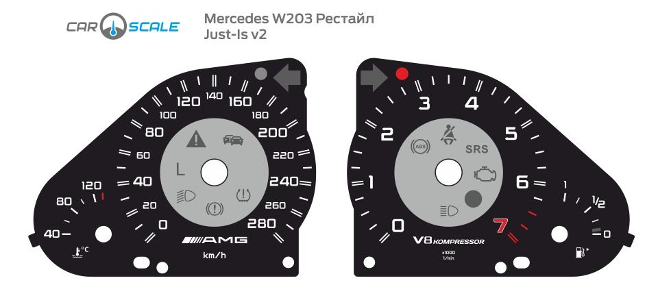 MERCEDES BENZ W203 03