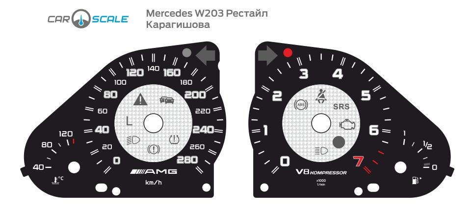 MERCEDES BENZ W203 06