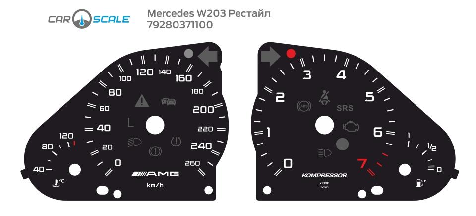 MERCEDES BENZ W203 07