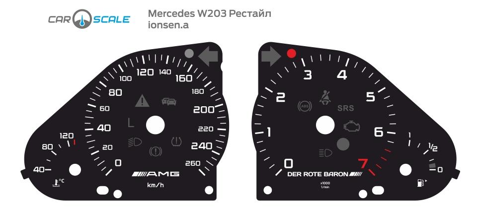MERCEDES BENZ W203 15