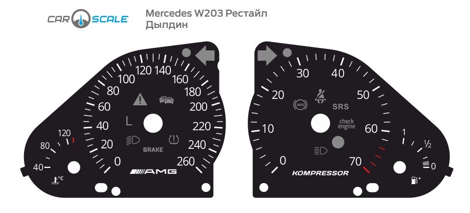 MERCEDES BENZ W203 27