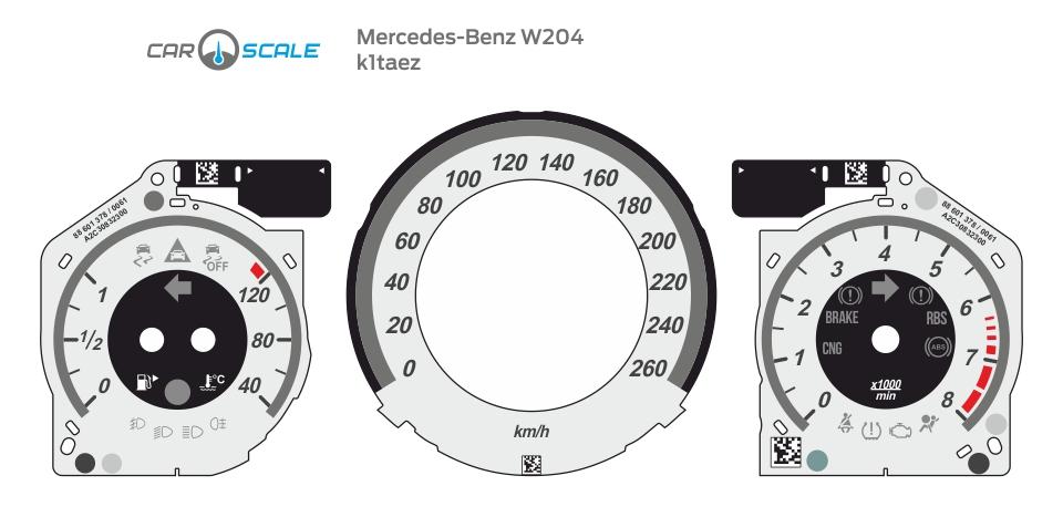 MERCEDES BENZ W204 01