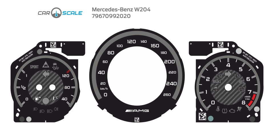 MERCEDES BENZ W204 02