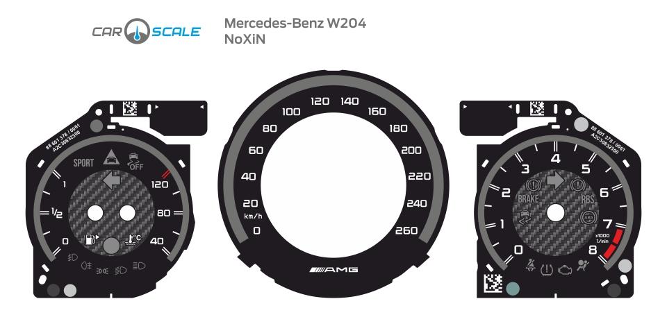 MERCEDES BENZ W204 04