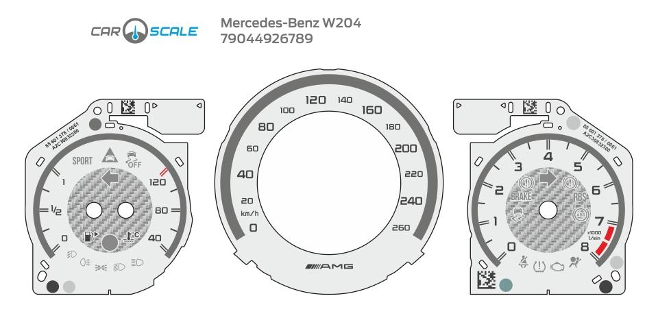 MERCEDES BENZ W204 08