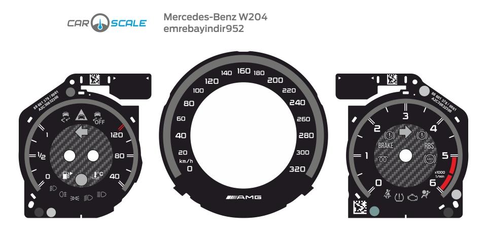 MERCEDES BENZ W204 11