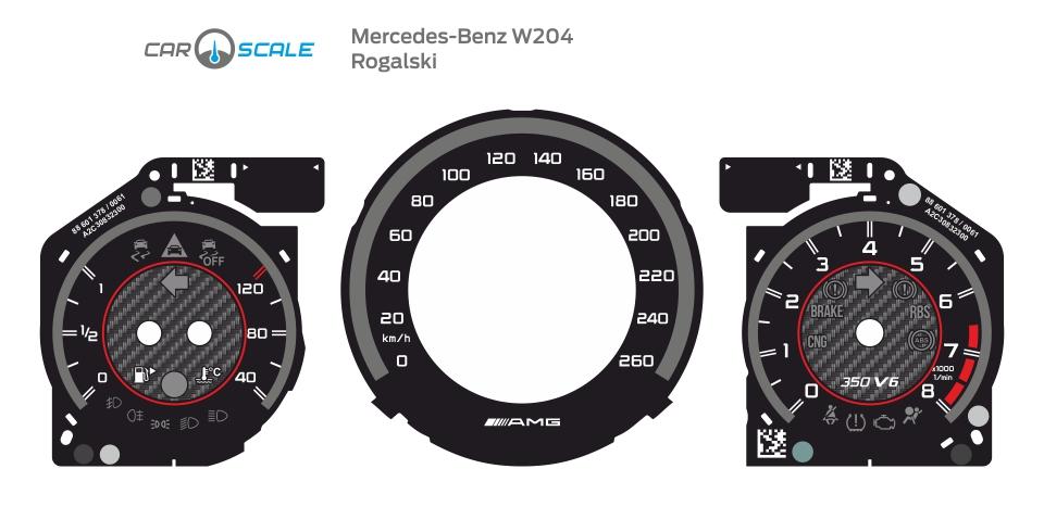 MERCEDES BENZ W204 15