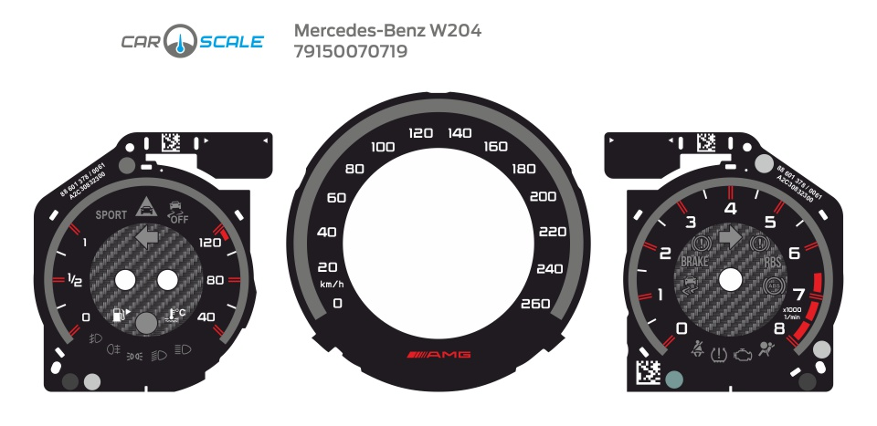 MERCEDES BENZ W204 23
