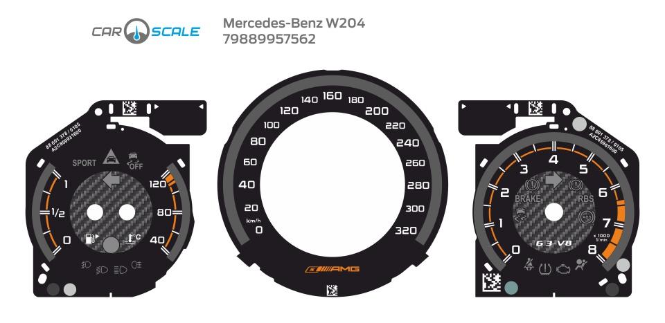 MERCEDES BENZ W204 24