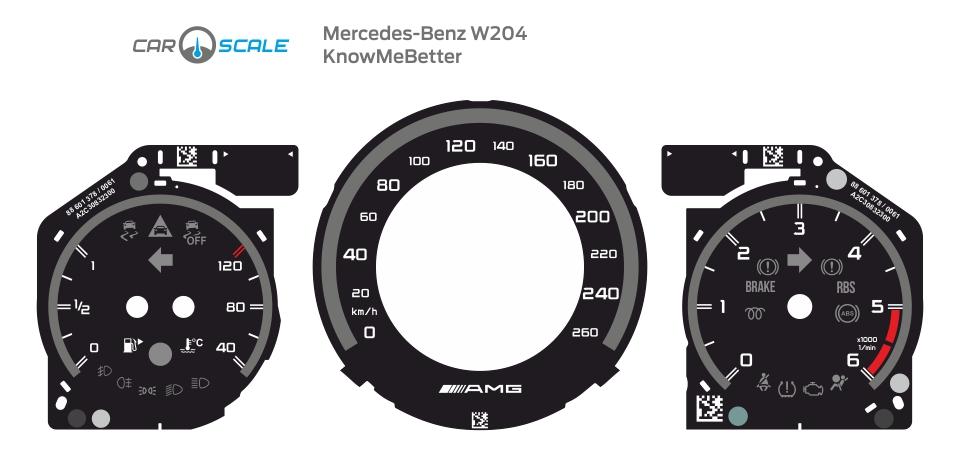 MERCEDES BENZ W204 05