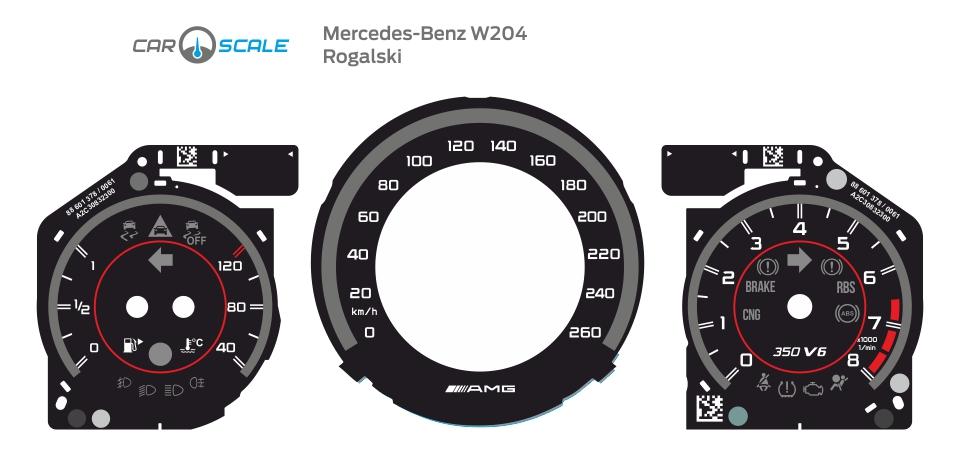 MERCEDES BENZ W204 18