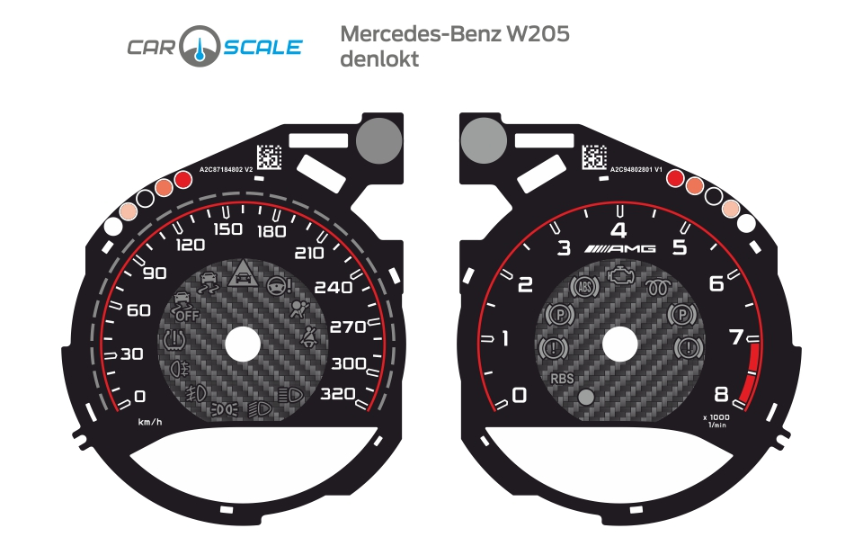 MERCEDES BENZ W205 02