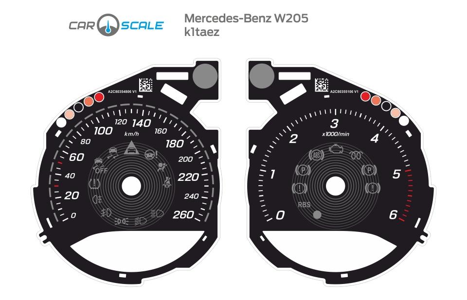 MERCEDES BENZ W205 03