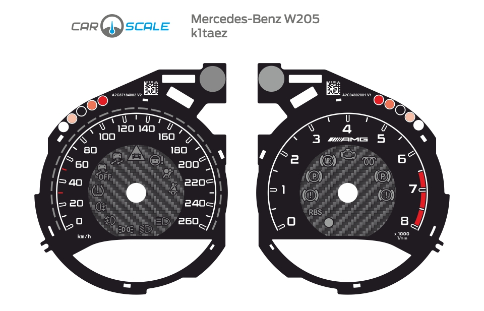MERCEDES BENZ W205 04