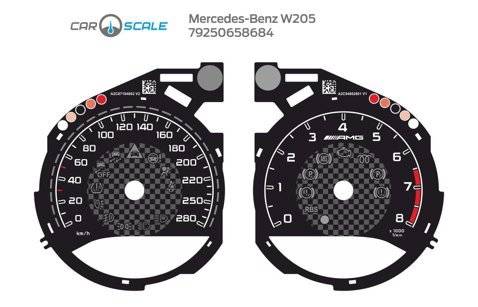 MERCEDES BENZ W205 05