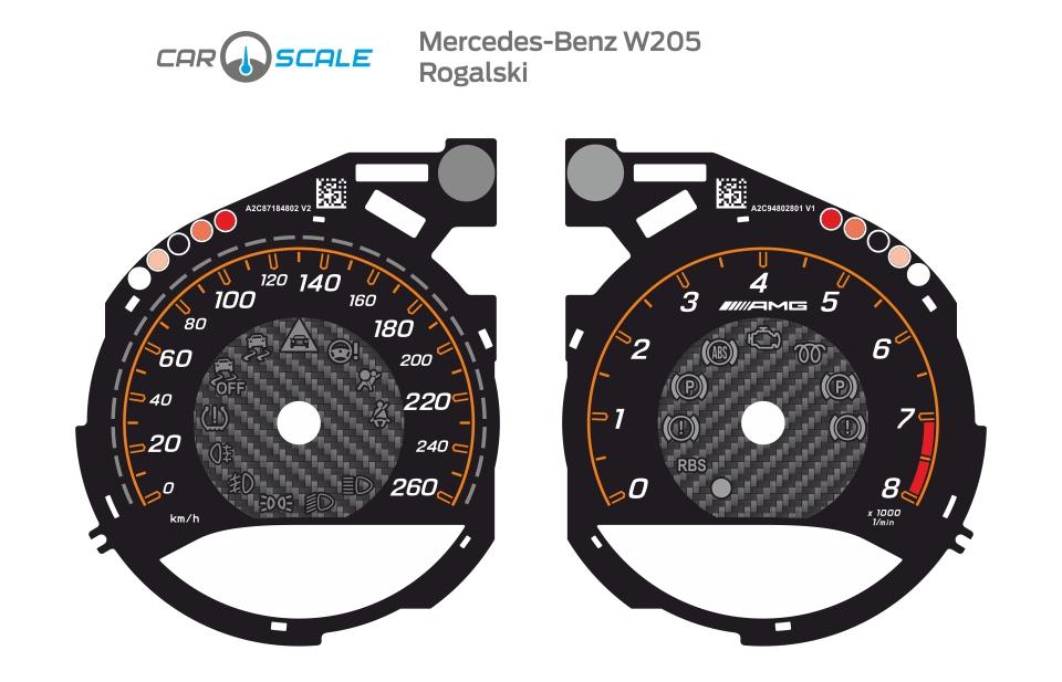 MERCEDES BENZ W205 06