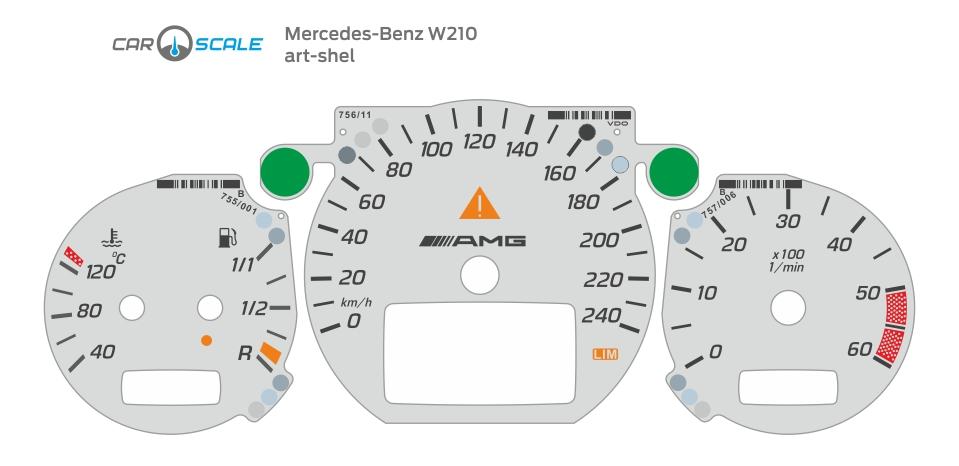 MERCEDES BENZ W210 07