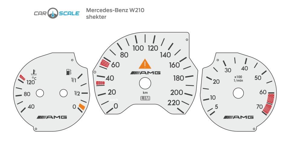 MERCEDES BENZ W210 11