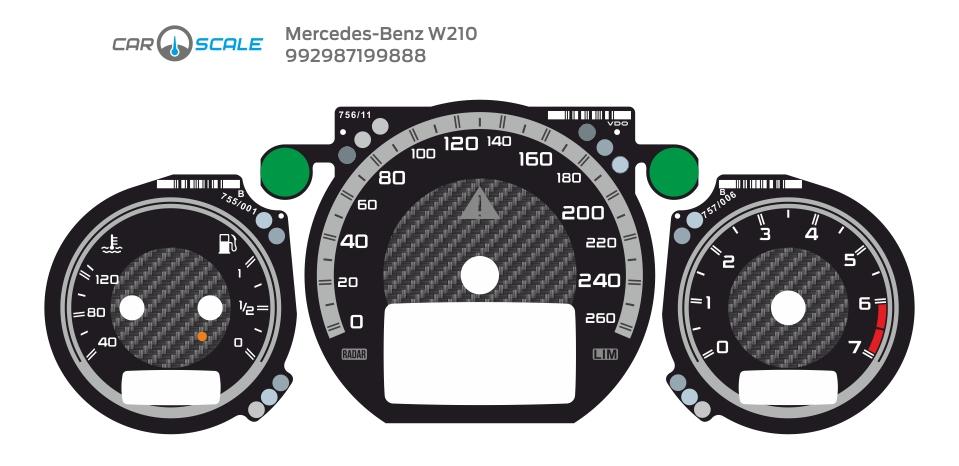 MERCEDES BENZ W210 24